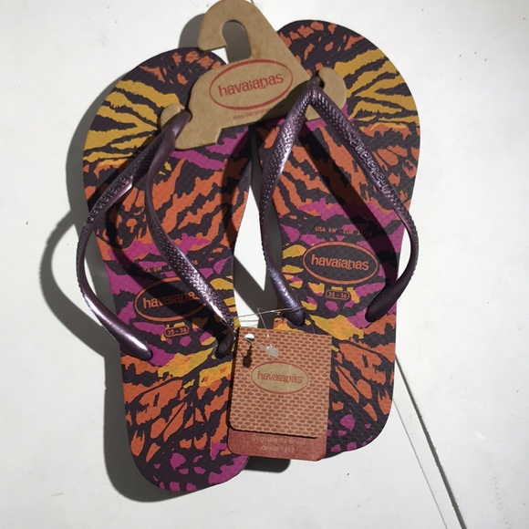 Havaianas Shoes - Havaianas Women's Slim Flip Flops